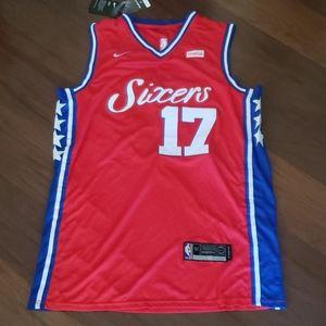 NBA Philadelphia 76'ers Jersey